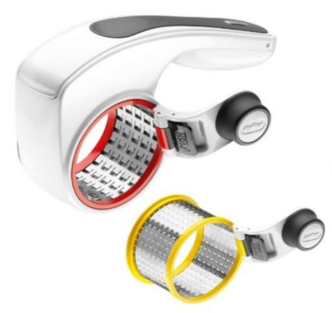 Zyliss Rotary Cheese Chocolate Nuts Grater