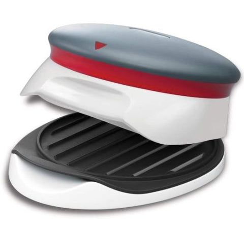 Zyliss Adjustable Burger Press Hamburger Patty Griller Maker