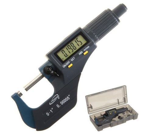 Igaging 0-25mm Micrometer