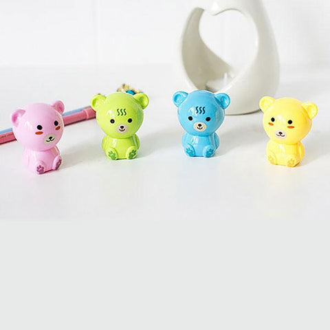 Bear dual sharpeners
