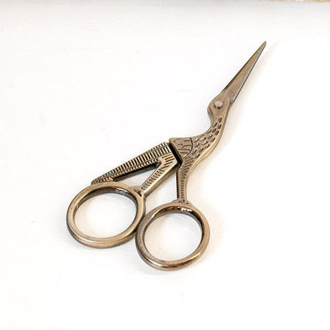 Metal Bird Scissors