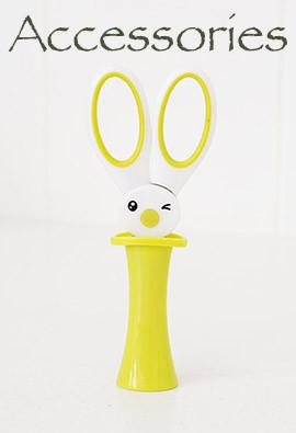 Bunny Scissors Light Green