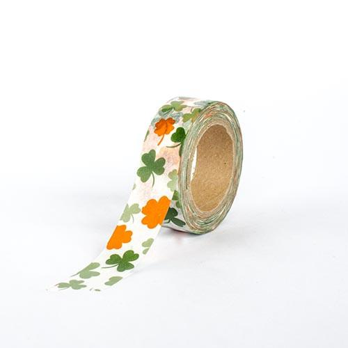 Washi Tape - Green Japanese