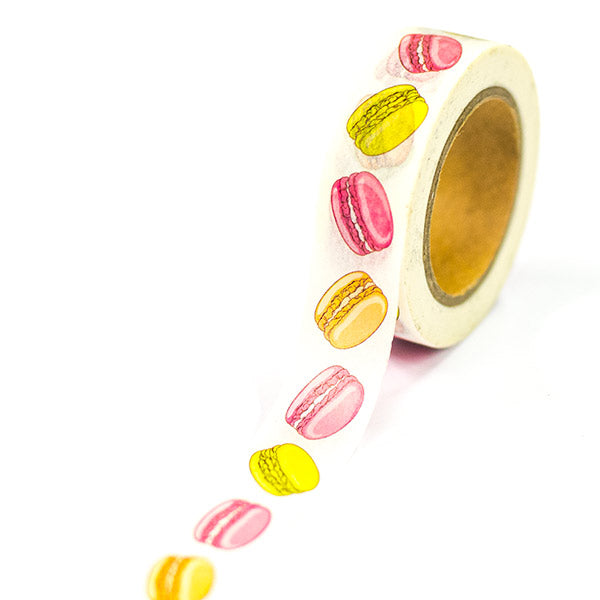 Washi Tape - Colorful Macaroon