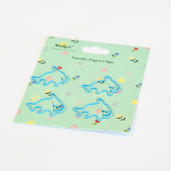 Dolphin Paperclips
