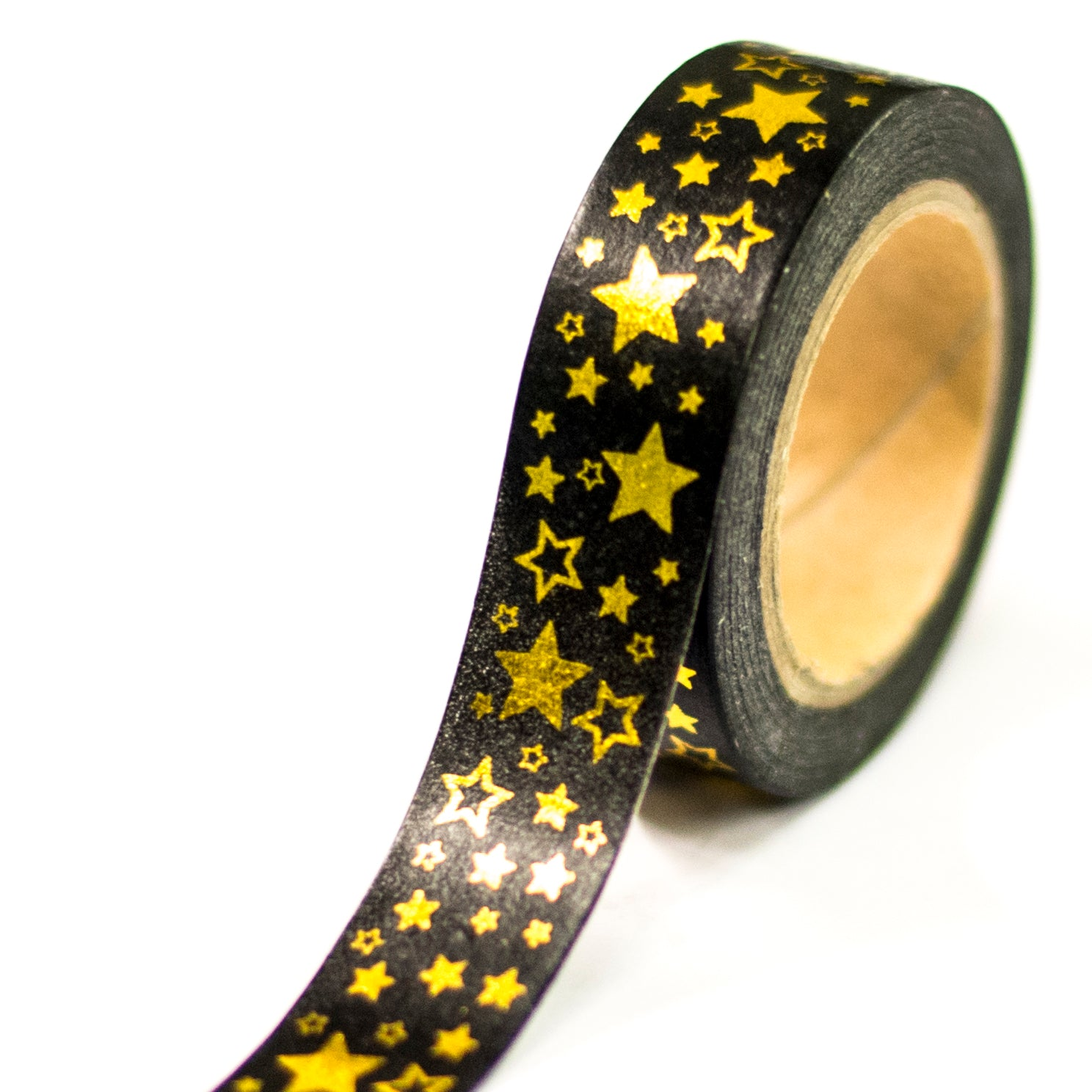 Washi Tape - Gold Foil Star