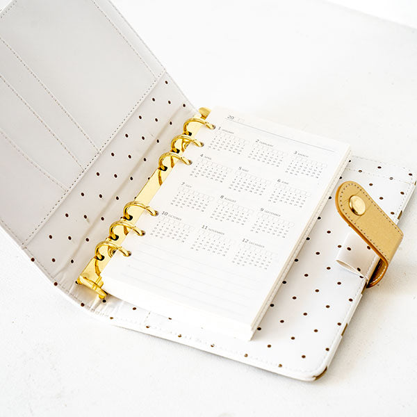 Japanese style A6 Diary