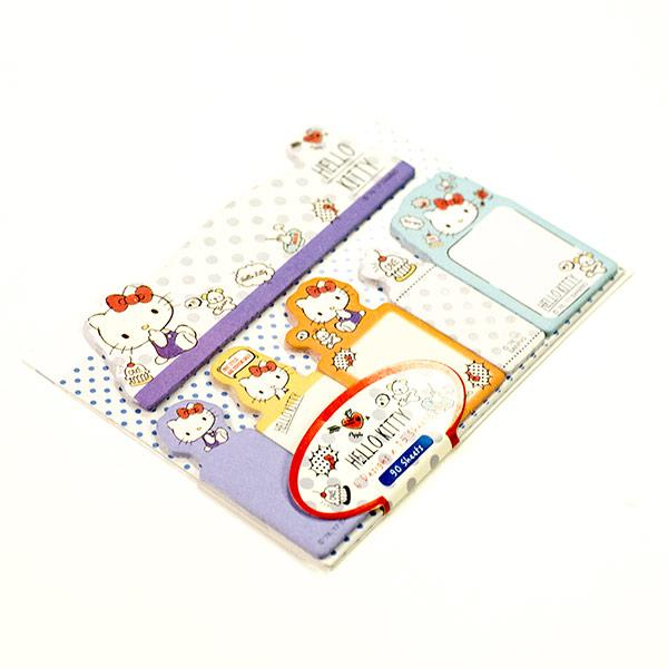 Hello Kitty - Page Notes