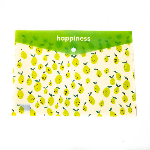 File Folder - Green Lemon