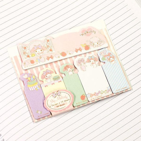 My Melody - Sticky Notes