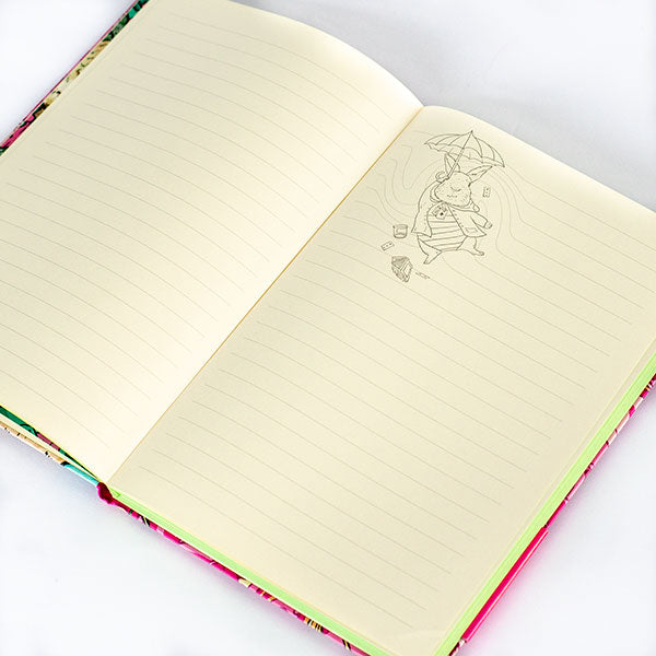 Alice in Wonderland - Notebook