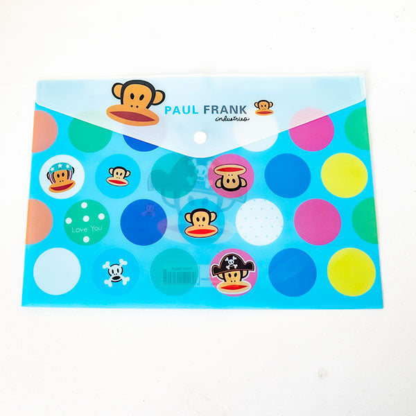 Disco Polka Paul Frank File Holder