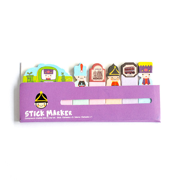 Travel Sticky Notes