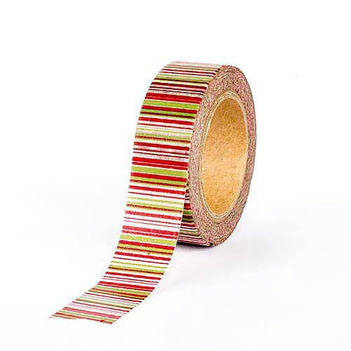 Striped Washi Tape