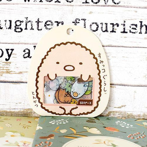 Sumikko gurashi Flake Stickers