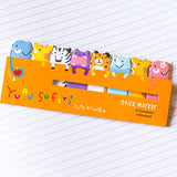 Sticky Notes Safari Animals