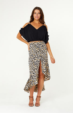 Legian Wrap Skirt
