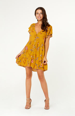 Tuscan Sunset Dress