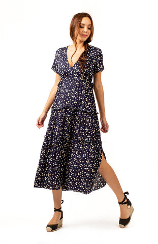 Gloriana Maxi Floral Dress
