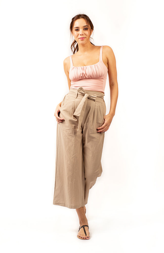 Hippolyta High Waisted Pant
