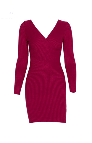 Plum Pudding Dress