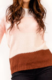 Neapolitan Knitted Sweater