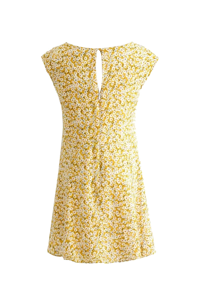 Sunniva Sunshine Mini Floral Dress