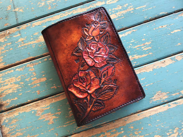 'Roses' Journal Cover- A5 *ORDER*