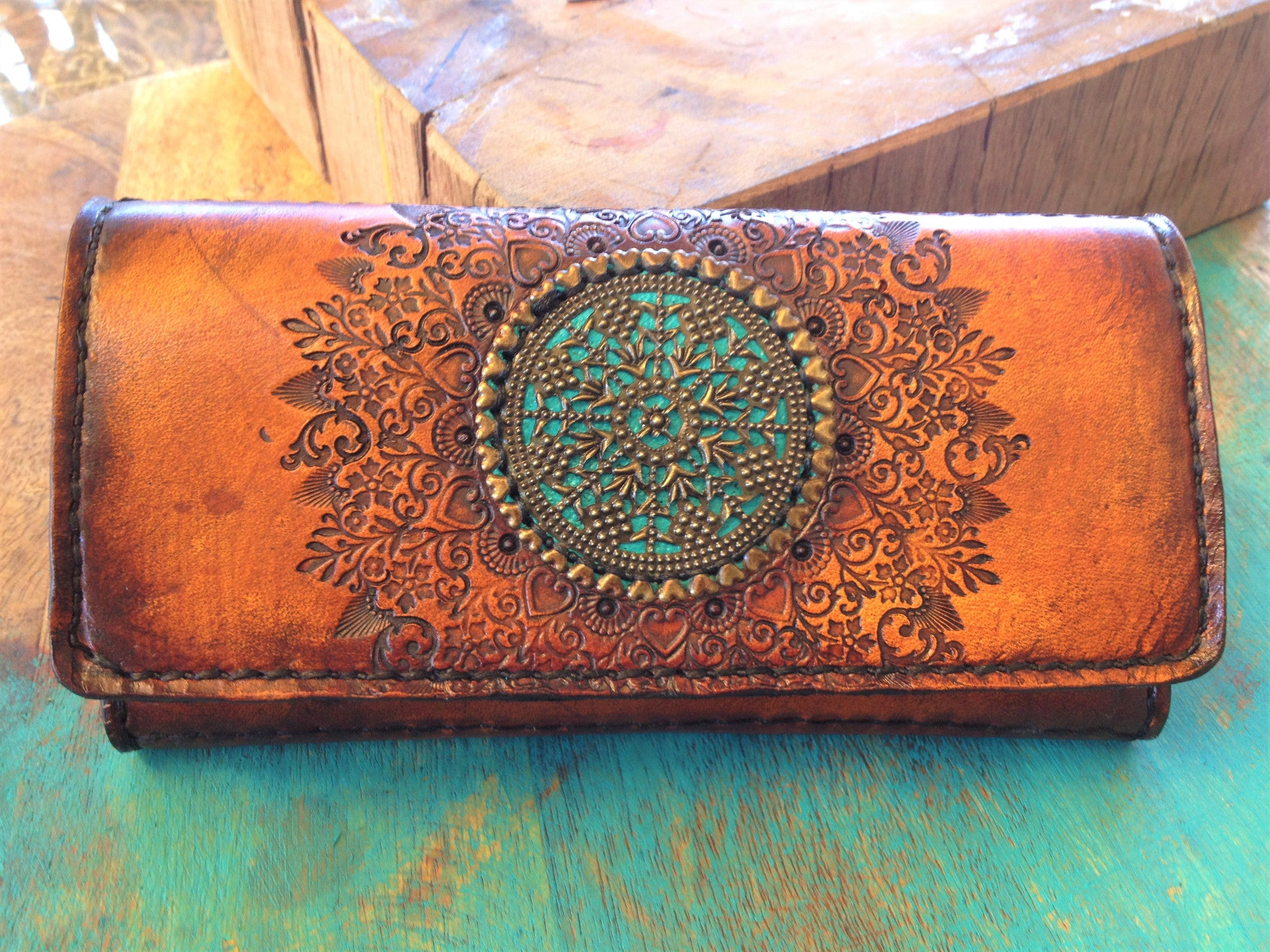 'GYPSY TRAVELER' PURSE *ORDER*