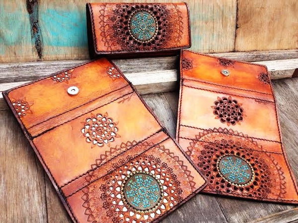 THE ORIGINAL MANDALA PURSE *ORDER*