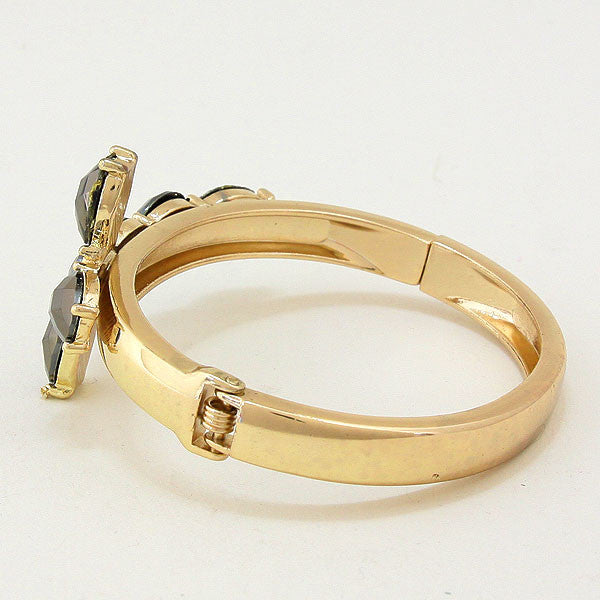 Cross Hinged Bracelet