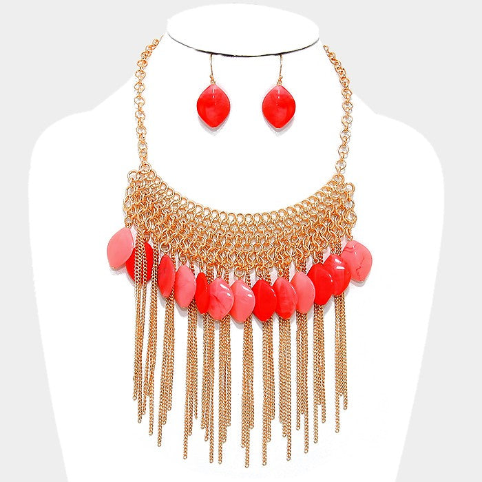 Fashion Jewelry Necklace Sets