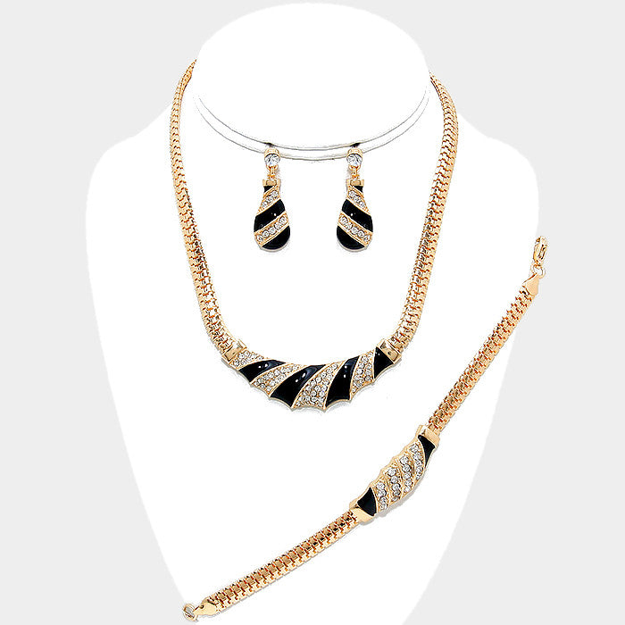 Evening Statement Necklaces