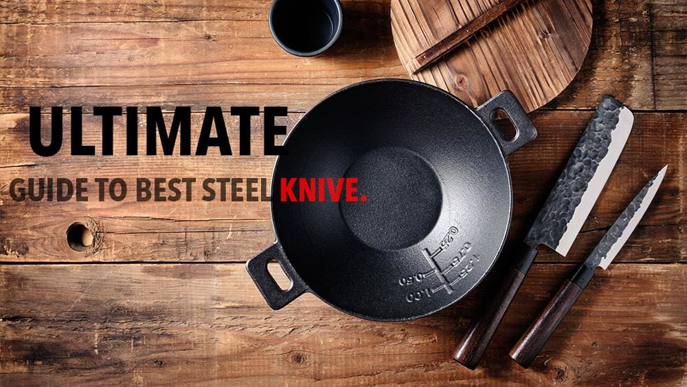 How To Spot A Best Steel Knife.