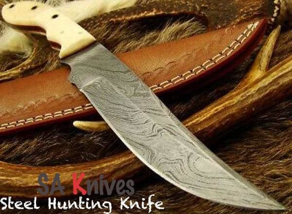 Best Damascus Hunting Knives Part 1.