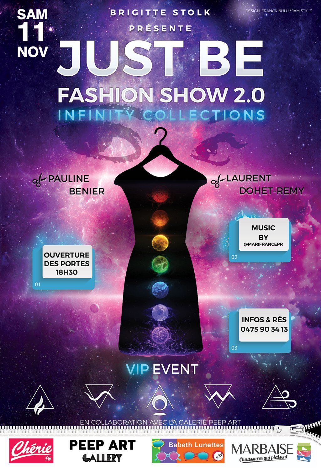 Just Be: Fashion Show 2.0