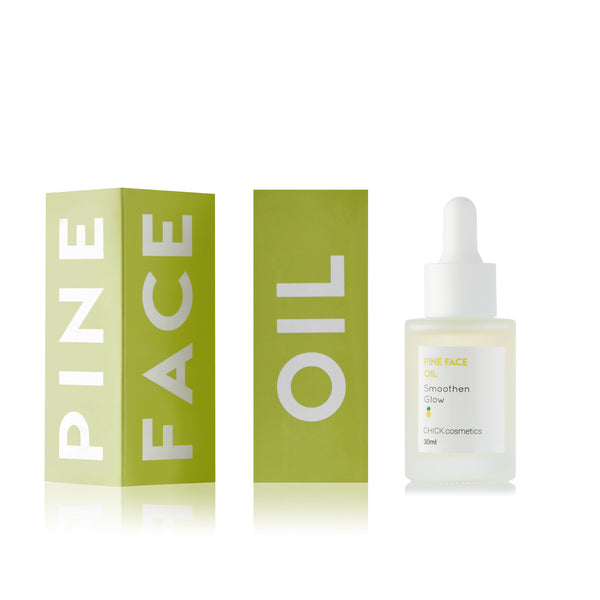 Pine Face Oil - Squalane + Grape Seed Oil