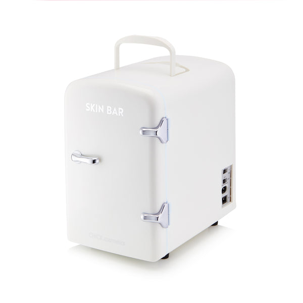 Skin Bar Mini Beauty Fridge - White