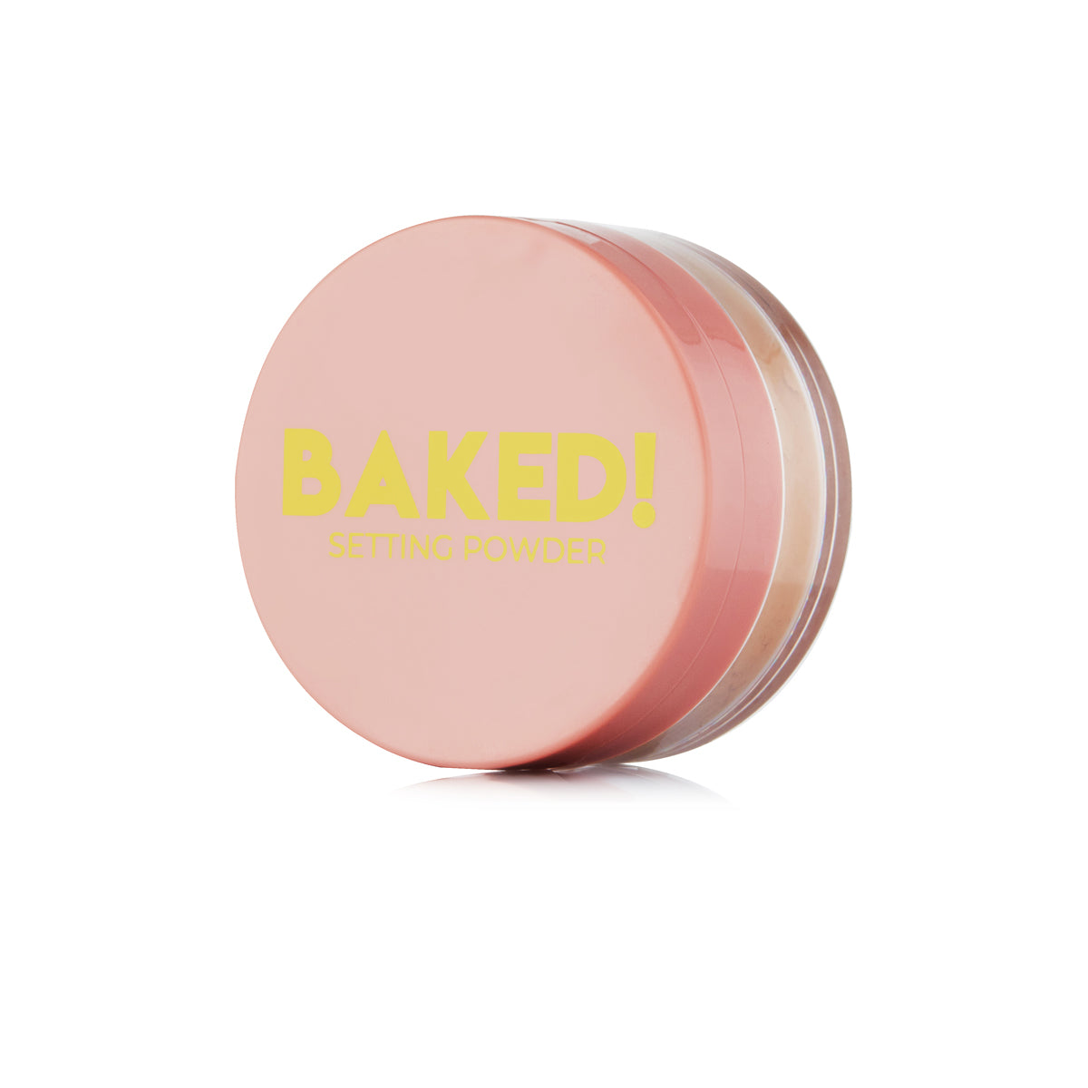 BAKED! Holiday Setting Powder - Coconut
