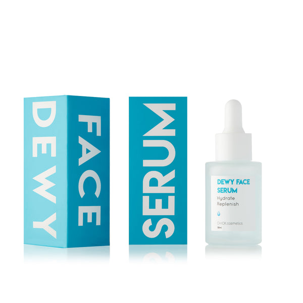 Dewy Face Serum - Hyaluronic Acid 2% + B5