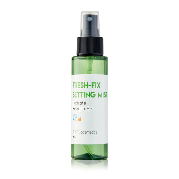 Fresh-Fix Setting Mist - Aloe + Cucumber + Green Tea