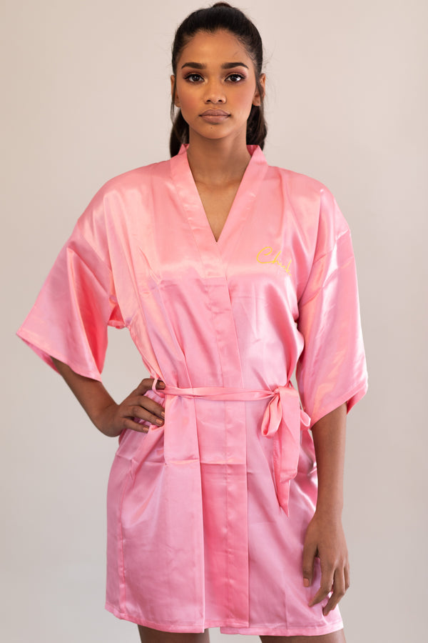 This Is My Glam Makeup Robe