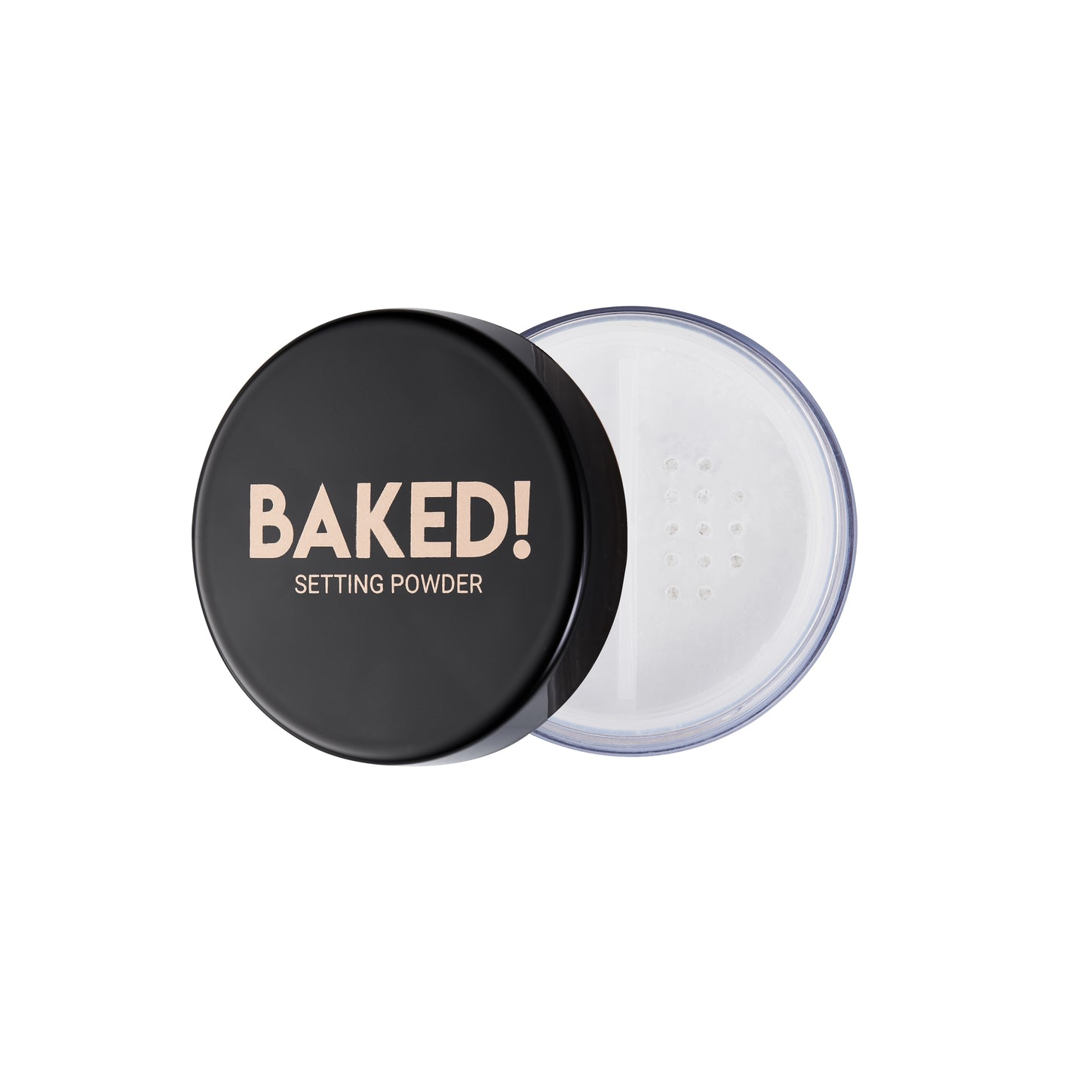 BAKED! Setting Powder Translucent Duo