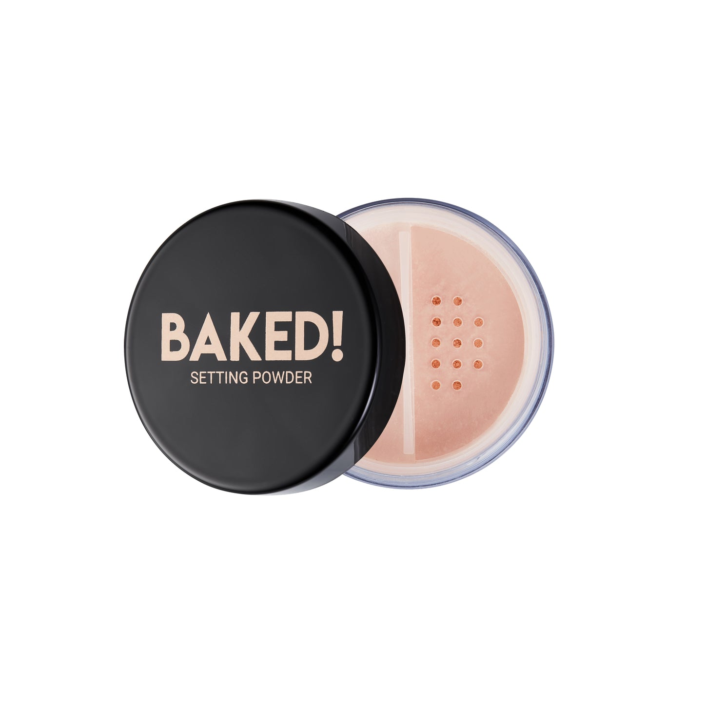 BAKED! Setting Powder (Banana Duo)