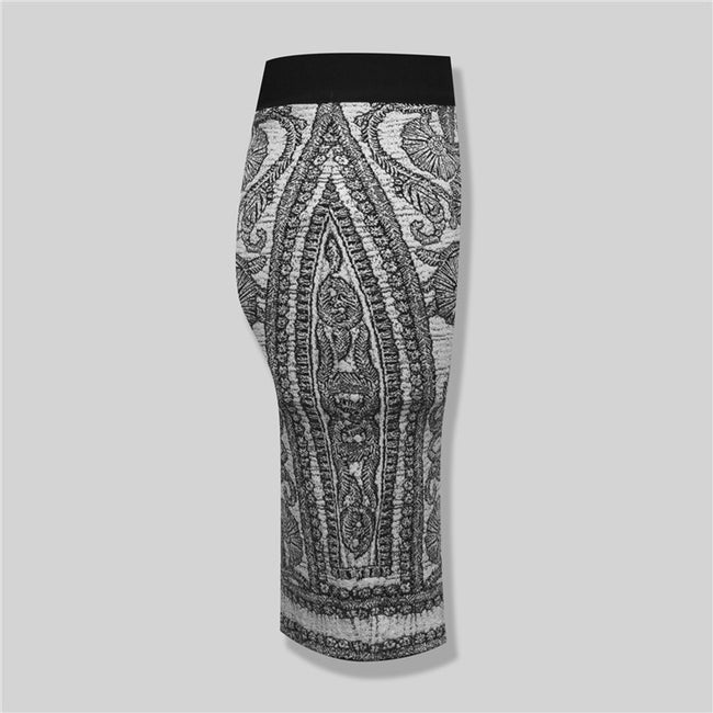 Biometric Bandage Pencil Skirt