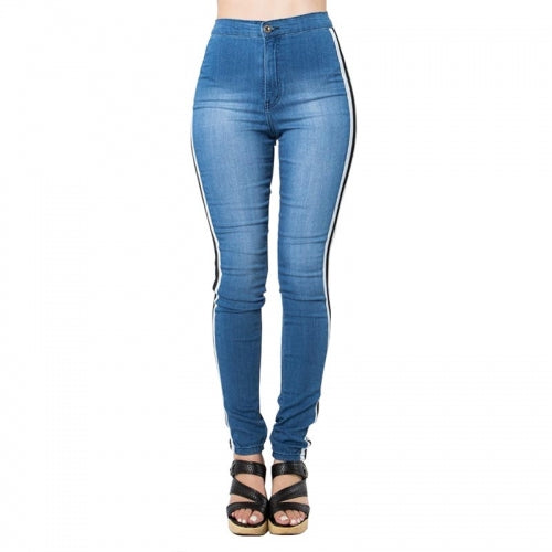 Tifanny Striped Jeans