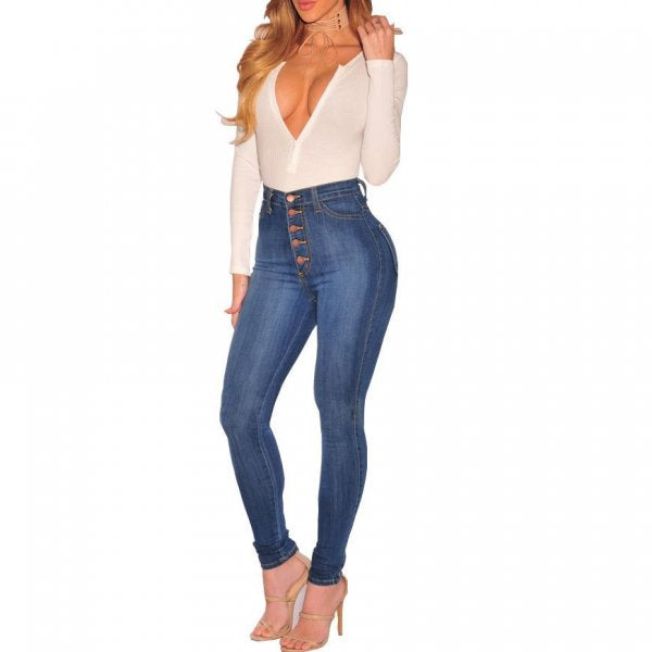 European Style H/W Jeans