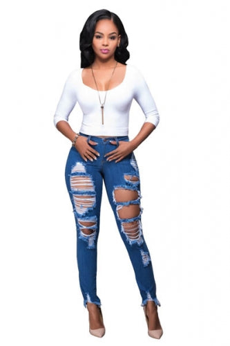 Tracie Ripped Jeans
