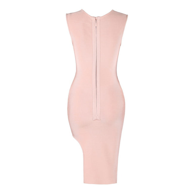 Bissy  Pink Cut-Out Bandage