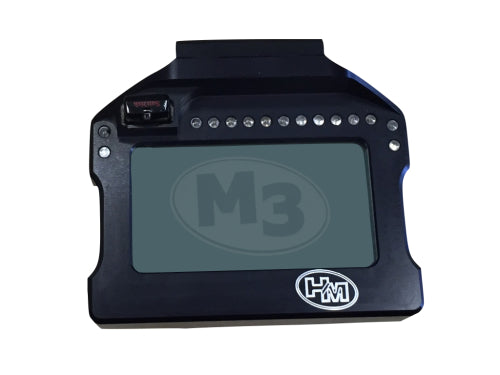 New HM M3 Dash Advanced Version With Datalogging